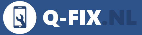 Q-Fix - Smartphone & Tablet Reparaties
